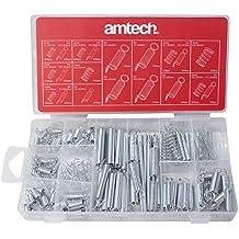 Am-Tech - Juego de muelles (150 piezas)