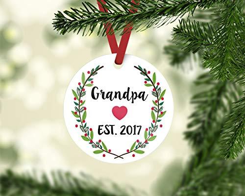 (Dozili Opa Ornament Weihnachtsdekoration für Großvater)