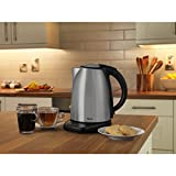 Swan Products 3000W Temperature Controlled Kettle, 1.8 Litre, Stainless Steel