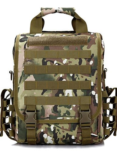 HWB/ 5 L Rucksack Wasserdicht Armeegrün Nylon jungle camouflage
