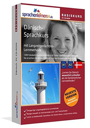 Sprachenlernen24.de Dänisch-Basis-Sprachkurs: PC CD-ROM für Windows/Linux/Mac OS X. Dänisch...