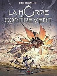 La Horde du contrevent, tome 2 BD : L'Escadre frêle par Éric Henninot