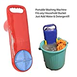 #2: Multi-Utility Magic Smart Wash Portable Handy Washing Machine