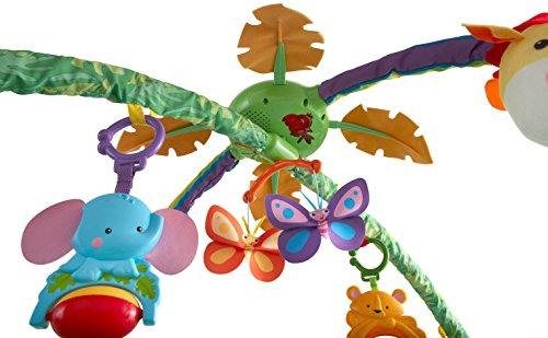 Mattel K4562 Fisher Price Rainforest Erlebnisdecke - 34