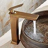 Aolomp Waschtischarmatur Waschtischarmatur Mit Nostalgischer Badarmatur Einhebelmischbatterie Wasserhahn Hohe Arbeitsplatte Einhebelmischer