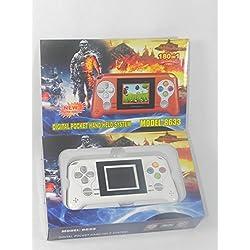 VIDEO Consola Portátil Juegos de video con 180 JUEGOS-VIDEOCONSOLA-mod:8633-