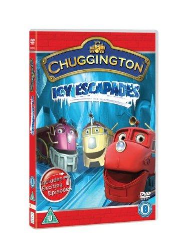 Chuggington   Icy Escapades [Reino Unido] [DVD]