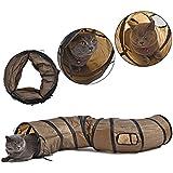 [Katzentunnel] Rascheltunnel Katzenspielzeug Tunnel Spieltunnel 120cm