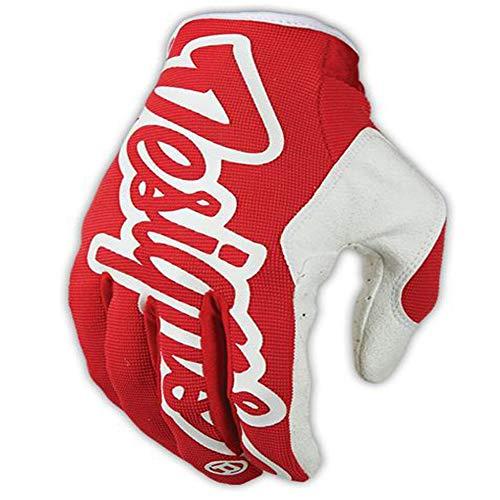 guanti estivi moto alpinestars Guanti da moto impermeabili con touch screen Guanti da moto estivi traspiranti resistenti all usura Guanti moto in gomma con guscio morbido in gomma da dito
