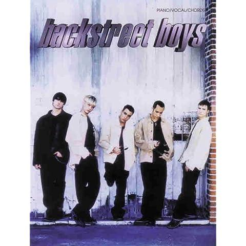 Backstreet Boys: Piano, Vocal, Chords