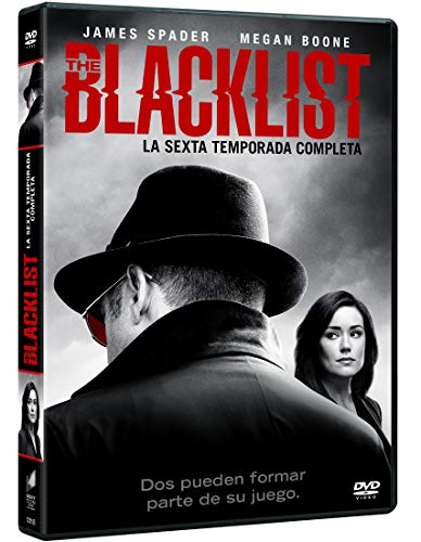 The Blacklist - Temporada 6 [DVD]