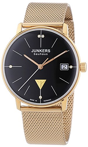 Junkers Ladies'Watch XS Analogue Quartz Stainless Steel 6075M2 Bauhaus