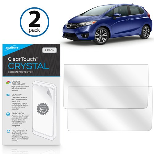 honda-2014-honda-odyssey-elite-rear-display-panel-screen-protector-boxwaver-cleartouch-crystal-2-pac