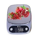 GOAMZ Digitale Küchenwaage 10kg/1g