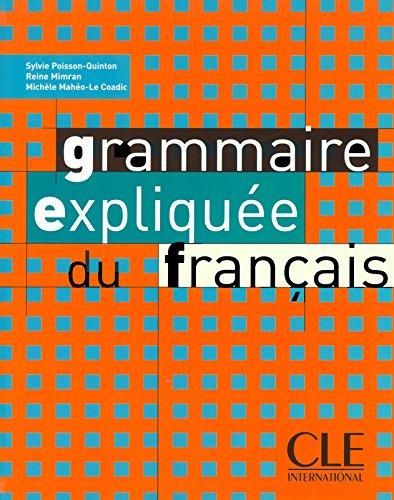 Telecharger Pdf Grammaire Expliquee Du Francais Niveau