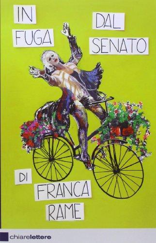 In fuga dal senato (reverse) Franca Rame