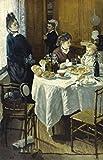 Claude Monet - The Luncheon 1868 Claude Monet