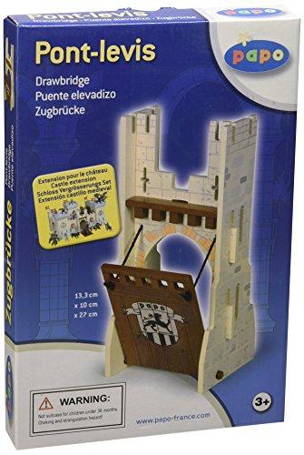 Le Toy Van - Ponte levatoio del Castello del Maestro D'armi Papo cod. 60022