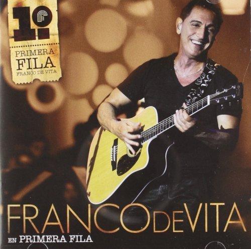 Franco De Vita En Primera Fila by De Vita, Franco