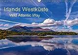 Irlands Westküste - Wild Atlantik Way (Wandkalender 2018 DIN A3 quer): Landschaftsimpressionen der Irischen Westküste am Wild Atlantik Way ... [Kalender] [Apr 01, 2017] Klust, Jürgen - Jürgen Klust