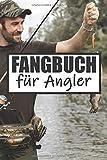 Fangbuch Für Angler: Angeltagebuch |  Angelbuch A5,  Fangtagebuch für Angler