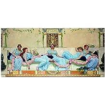 Puzzle Educa 15171. Interludio. W. Reynolds-Stephens. 3000 piezas. Panoramico