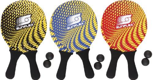 Sunflex Neopren Beachball Set, sortiert, 74600