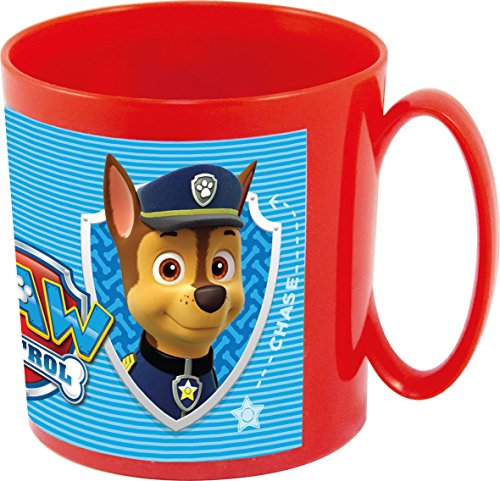 Paw Patrol La Patrulla Canina - Taza microondas 36cl (Stor 80704)