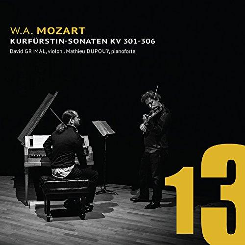 Preisvergleich Produktbild Kurfürstin-Sonaten KV 301-306