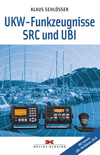 UKW-Funkzeugnisse SRC und UBI -