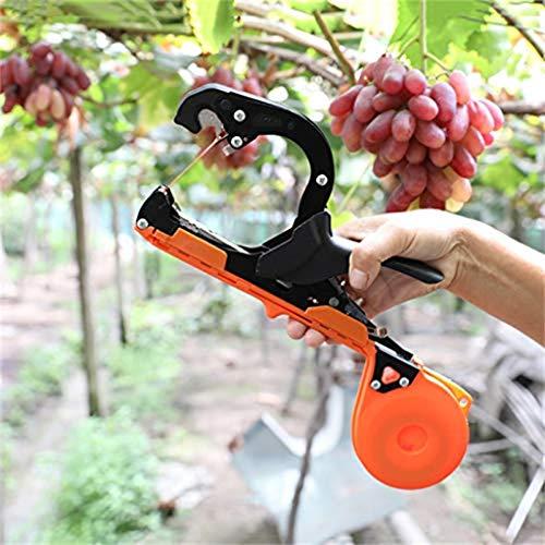 gaddrt macchina per legare piante per piante e giardini per macchine impacchettate di piante come cetriolo pomodoro di uva pepe per ramificazione di uva, pomodori, alberelli