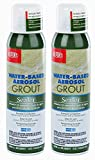 Pack of 2 Dupont Water-Based Wall and Tile Grout Protection Aerosol Sealer Spray (435ml)