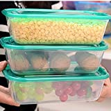Aqua Light Food Containers By Sealive - ...