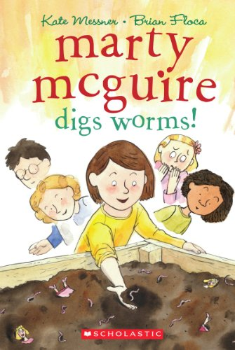 Marty McGuire Digs Worms! (Marty McGuire (Audio))