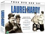Laurel And Hardy: Collection [DVD] [Edizione: Regno Unito]