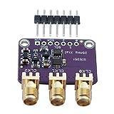 SODIAL Tablero del desbloqueo del generador del reloj Si2351A I2C 25MHZ 8KHz a 160MHz para Arduino