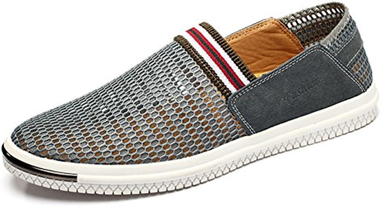Miyoopark UK New XCR235  Herren Aqua Schuhe  Grau   Grau   Größe: 41.5
