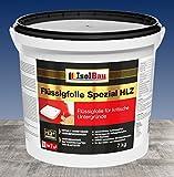 Flüssigfolie Spezial HLZ 7 kg Dichtfolie Abdichtung Balkon Bad Dusche Küche