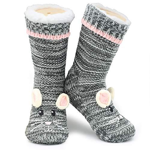 Calcetines Zapatillas Para Mujeres | De Primera Calidad