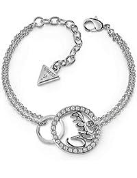 bracciale donna gioielli Guess Authentics trendy cod. UBB85143-S