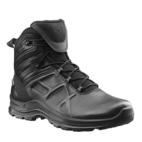 Haix Black Eagle Tactical 2.0 GTX mid/Black. UK 8.5 / EU 43