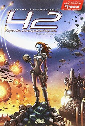 42 agents intergalactiques T03: Shaÿn