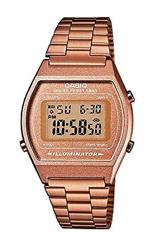 Rose Gold Retro Uhr Casio Illuminator B640Wc 5Aef Von Casio