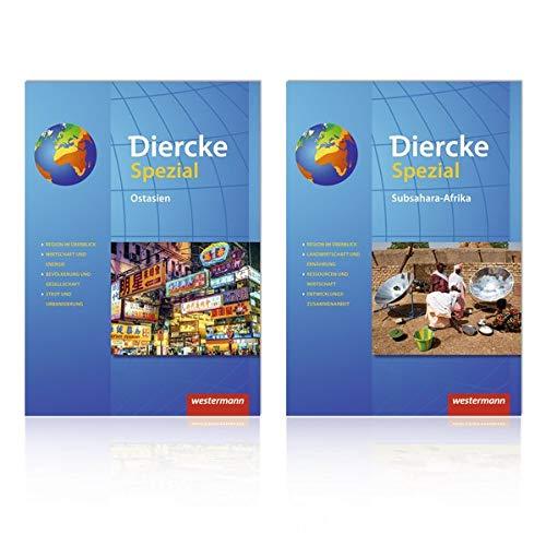 Diercke Spezial / Diercke Spezial - Aktuelle Ausgabe für die Sekundarstufe II: Aktuelle Ausgabe für die Sekundarstufe II / Paket Subsahara-Afrika / Ostasien