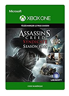 Assassin's Creed Syndicate Season Pass [Xbox One - Code jeu à télécharger] (B01LZGSXK0) | Amazon price tracker / tracking, Amazon price history charts, Amazon price watches, Amazon price drop alerts