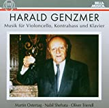 Genzmer: Music for Cello, Double Bass and Piano