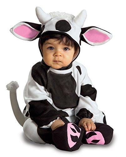 Generique - Disfraz Vaca bebé Única