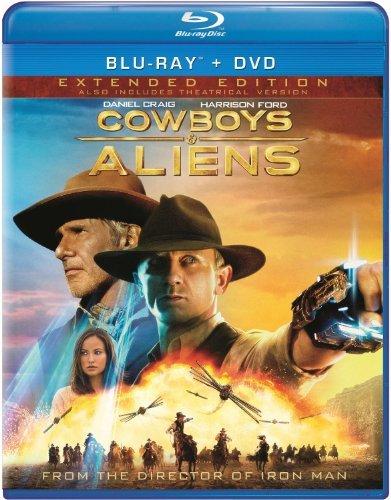 Cowboys & Aliens [Blu-ray] by Daniel Craig