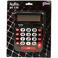 Aura DT-170-calcolatrice, colore: nero, 180 x 135 x 32 mm -  Confronta prezzi e modelli
