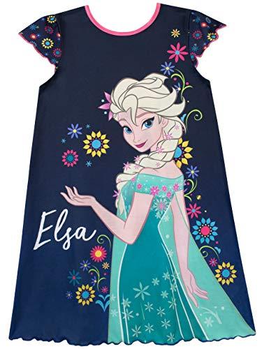 Disney Frozen Camisón niñas El Reino Hielo Multicolor